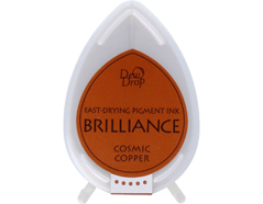 TBD-94 Tinta BRILLIANCE color cobre cosmico efecto nacarado Brilliance