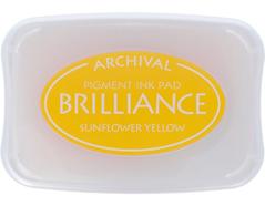 TBR-11 Tinta color amarillo girasol efecto nacarado Brilliance