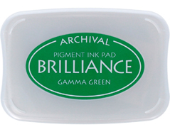 TBR-21 Tinta color verde brillante efecto nacarado Brilliance