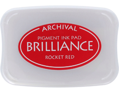 TBR-23 Tinta BRILLIANCE color rojo cohete efecto nacarado Brilliance