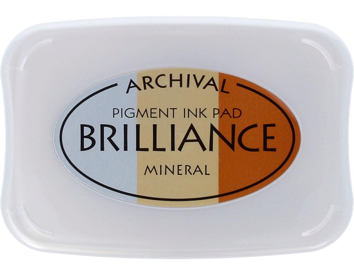TBR-301 Tinta BRILLIANCE 3 colores mineral efecto nacarado Brilliance