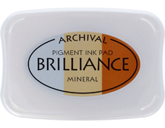 TBR-301 Tinta BRILLIANCE 3 colores mineral efecto nacarado Brilliance