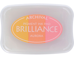 TBR-302 Tinta BRILLIANCE 3 colores aurora efecto nacarado Brilliance
