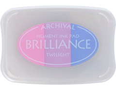 TBR-303 Tinta BRILLIANCE 3 colores crepusculo efecto nacarado Brilliance