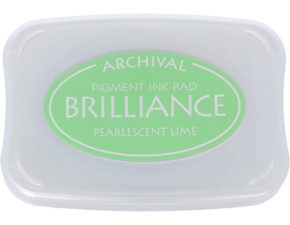 TBR-41 Tinta BRILLIANCE color jade perlado efecto nacarado Brilliance