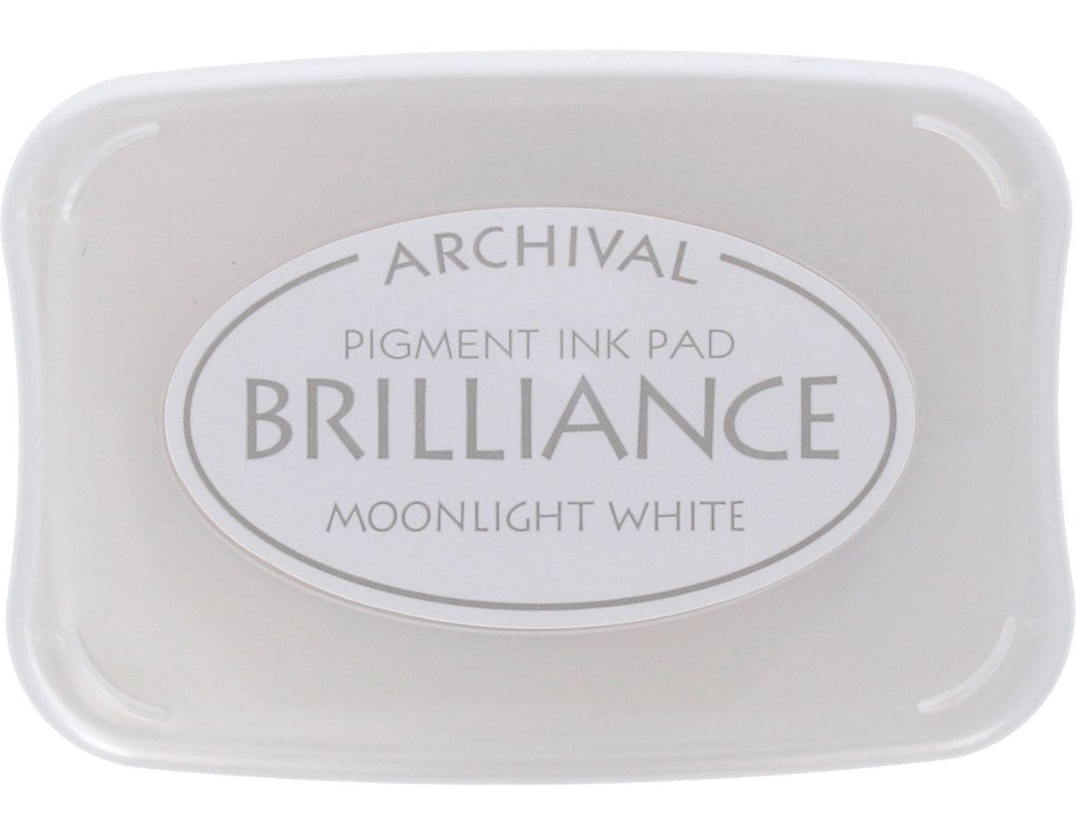TBR-80 Tinta BRILLIANCE color blanco luna efecto nacarado Brilliance