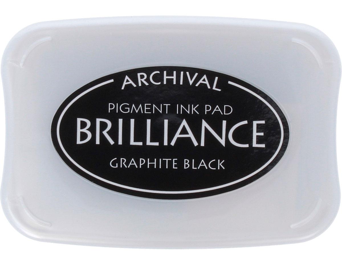 TBR-82 Tinta BRILLIANCE color negro grafito efecto nacarado Brilliance