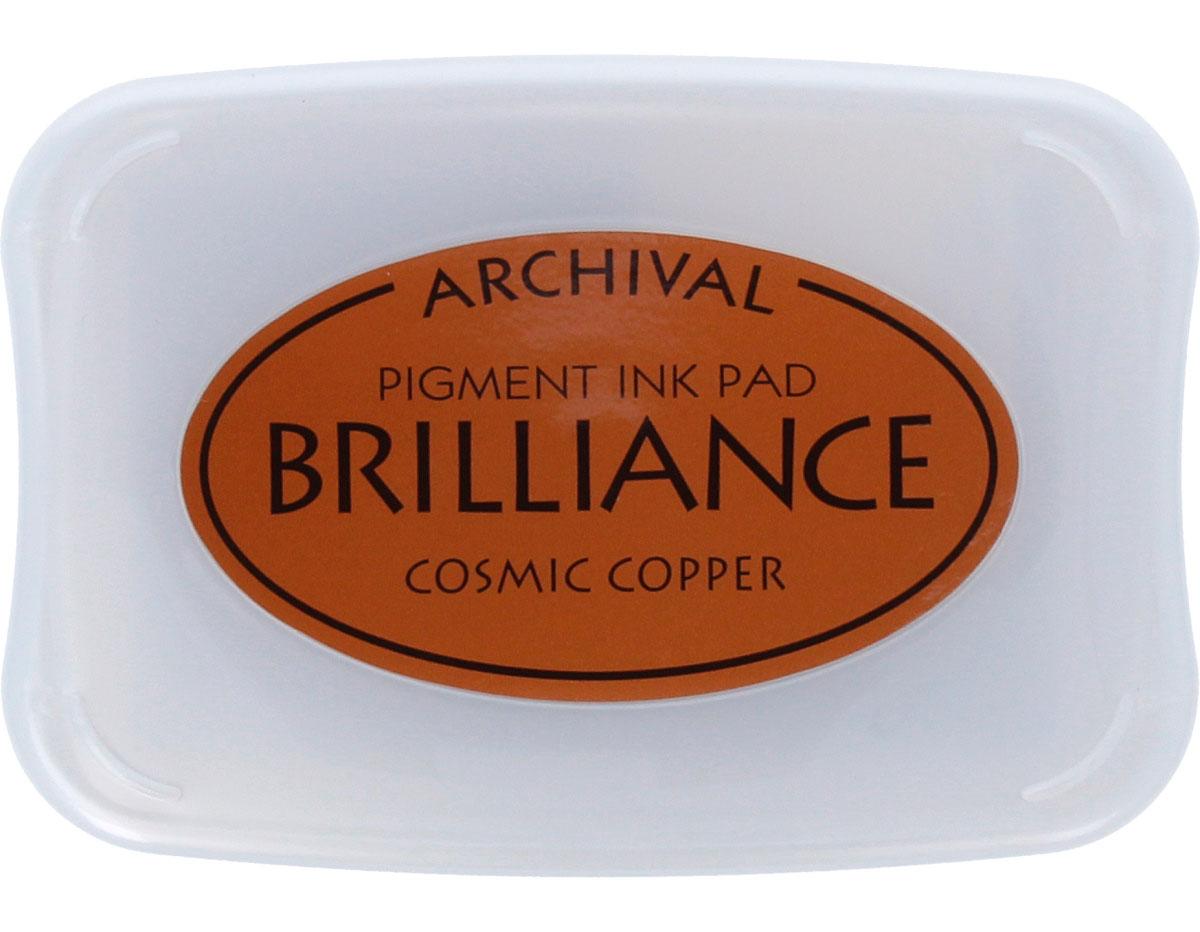 TBR-94 Tinta BRILLIANCE color cobre cosmico efecto nacarado Brilliance