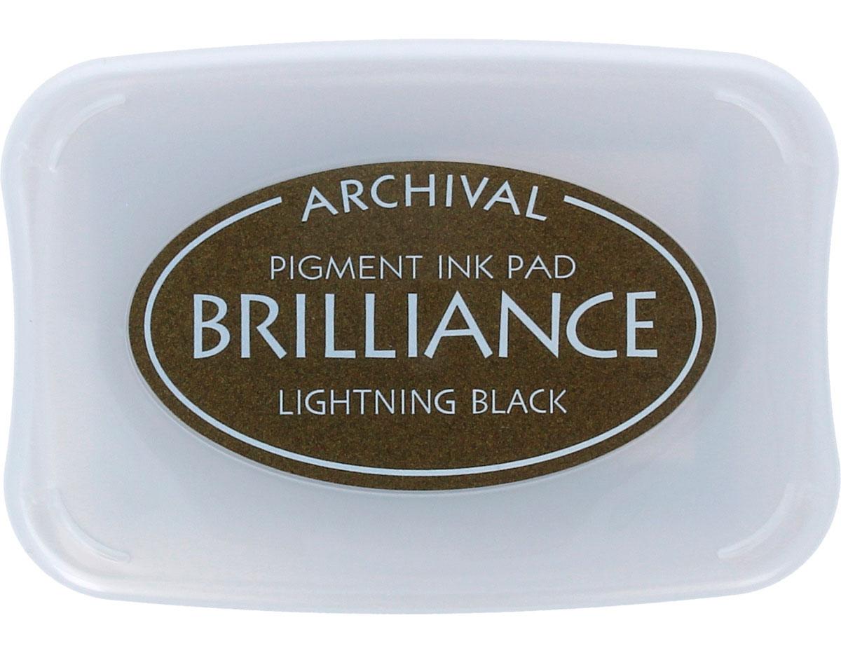 TBR-95 Tinta BRILLIANCE color negro relampago efecto nacarado Brilliance