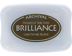 TBR-95 Tinta BRILLIANCE color negro relampago efecto nacarado Brilliance