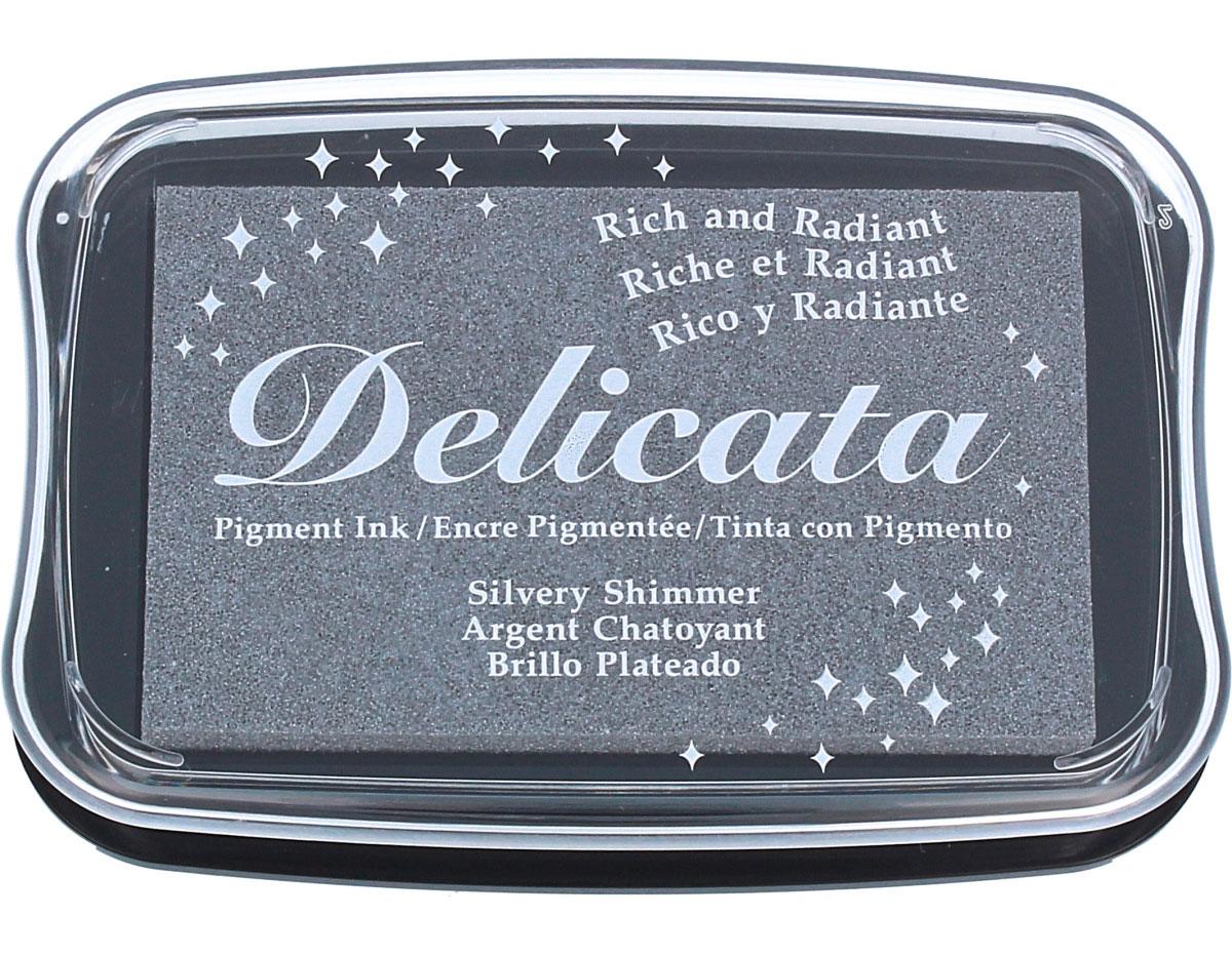 TDE-192 Tinta DELICATA color brillo plateado metalica brillante Delicata