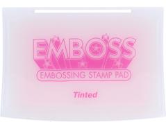 TEM-104 Tinta para EMBOSS color rosa claro Emboss