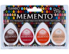 TMD-100-005 Set 4 almohadillas de tinta translucida MEMENTO canones de Arizona Memento