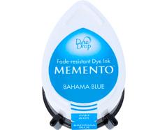 TMD-601 Tinta MEMENTO color azul Bahamas translucida Tsukineko - Ítem