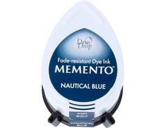 TMD-607 Tinta MEMENTO color azul nautico translucida Memento