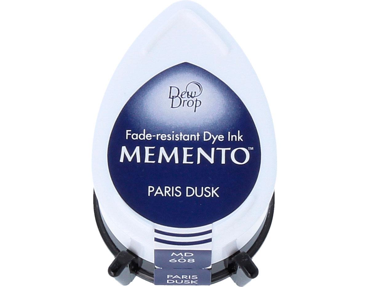 TMD-608 Tinta MEMENTO color atardecer en Paris translucida Memento
