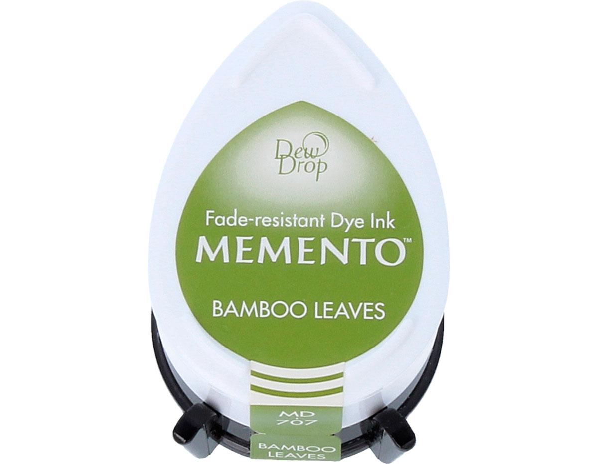 TMD-707 Tinta MEMENTO color hojas de bambu translucida Tsukineko