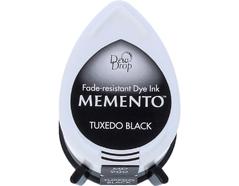 TMD-900 Tinta MEMENTO color negro esmoquin translucida Memento