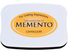 TME-103 Tinta MEMENTO color melon cantalupo translucida Memento