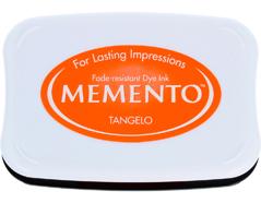 TME-200 Tinta MEMENTO color tangerina translucida Memento - Ítem