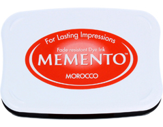 TME-201 Tinta MEMENTO color Marruecos translucida Memento