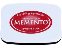 TME-301 Tinta MEMENTO color tallo de ruibarbo translucida Memento