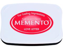 TME-302 Tinta MEMENTO color carta de amor translucida Memento