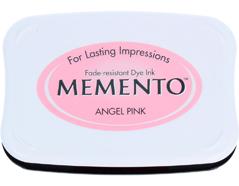 TME-404 Tinta MEMENTO color rosado bebe translucida Memento