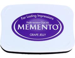TME-500 Tinta MEMENTO color jalea de uva translucida Memento