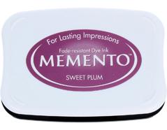 TME-506 Tinta MEMENTO color ciruela dulce translucida Memento