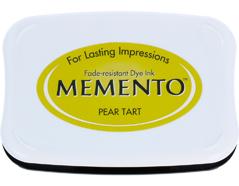 TME-703 Tinta MEMENTO color tarta de pera translucida Memento