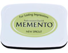 TME-704 Tinta MEMENTO color brote nuevo translucida Memento