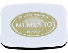 TME-706 Tinta MEMENTO color pistacho translucida Memento