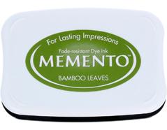 TME-707 Tinta MEMENTO color hojas de bambu translucida Memento