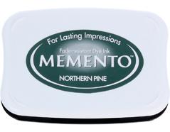 TME-709 Tinta MEMENTO color pino norteno translucida Memento