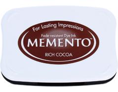 TME-800 Tinta MEMENTO color cacao abundante translucida Tsukineko