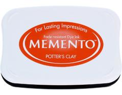 TME-801 Tinta MEMENTO color arcilla de alfarero translucida Memento