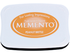 TME-802 Tinta MEMENTO color crocante de mani translucida Memento