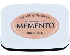 TME-804 Tinta MEMENTO color arena del desierto translucida Memento - Ítem