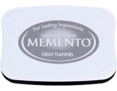 TME-902 Tinta MEMENTO color franela gris translucida Memento