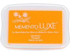 TML-100 Tinta MEMENTO LUXE color diente de leon opaca Memento luxe