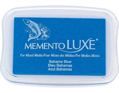 TML-601 Tinta MEMENTO LUXE color azul Bahamas opaca Memento luxe