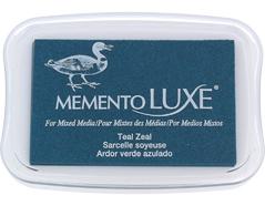 TML-602 Tinta MEMENTO LUXE color ardor verde azulado opaca Memento luxe