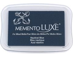 TML-607 Tinta MEMENTO LUXE color azul nautico opaca Memento luxe