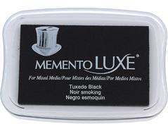 TML-900 Tinta MEMENTO LUXE color negro esmoquin opaca Memento luxe