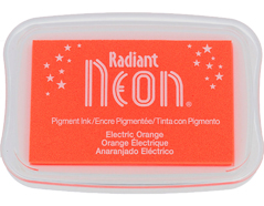 TNR-72 Tinta RADIANT NEON color anaranjado electrico opaca Radiant neon