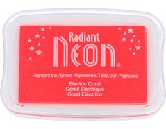 TNR-73 Tinta RADIANT NEON color coral electrico opaca Radiant neon