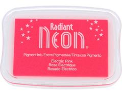 TNR-74 Tinta RADIANT NEON color rosado electrico opaca Radiant neon