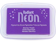 TNR-75 Tinta RADIANT NEON color morado electrico opaca Radiant neon