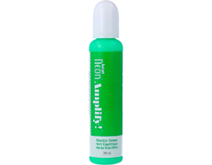 TNR-AMP-77 Tinta RADIANT NEON AMPLIFY densa opaca relieve verde electrico Radiant Neon Amplify
